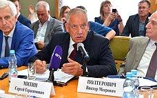 С. Митин обсудил сучеными-экономистами вопросы государственного регулирования промышленного развития