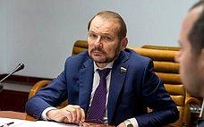 С. Белоусов: Активная позиция региональных властей поможет решить проблему мелиорации земель всамой ближайшей перспективе