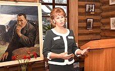 Т.Гигель: Творческое наследие Г.Чорос-Гуркина свято сохраняется наАлтае