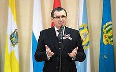 Н. Федоров вручил паспорта врамках проведения Всероссийской акции «Мы– граждане России!»