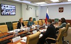 ВСовете Федерации обсудили решение вопросов, связанных совзысканием алиментов впользу несовершеннолетних