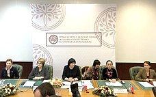 Е. Афанасьева провела Первый Конгресс молодых женщин