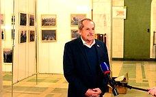 В. Куликов принял участие вовстрече вСевастополе сучастниками военно-морской операции