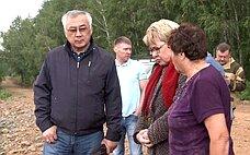 Б. Жамсуев: ВЗабайкальском крае принимают все необходимые меры для нормализации обстановки после наводнения