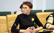 Т. Кусайко: Инициатива ввести почетное звание «Народный врач РФ» направлена наповышение статуса ипрестижа профессии