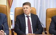А.Шевченко: Отчет губернатора Оренбуржья отражает результаты работы подостижению стратегических целей развития