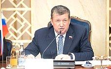 Между Россией иМонголией поддерживается регулярный политический диалог навсех уровнях— Е.Бушмин