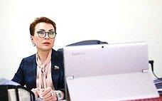 ВСовете Федерации состояласьрабочая встреча пообсуждению реализации закона ошкольном питании