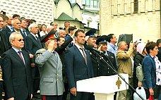 Э. Исаков: Служба вармии– это возможность проявить ивоспитать всебе лучшие качества