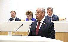 С. Митин: Необходимо выделять дополнительные средства под качественные заявки посозданию технопарков ивдругих регионах, втом числе вНовгородской области