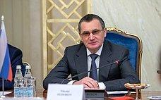 Н.Федоров: Важно развивать иукреплять межпарламентские связи России иВенгрии