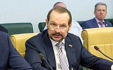 Назаседании Комиссии посотрудничеству между СФ иСенатом Парламента Казахстана обсуждались вопросы, актуальные для Алтайского края— С.Белоусов