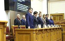 Д. Василенко: Голос представительной власти ивстране, ивЛенинградской области сегодня звучит уверенно исильно