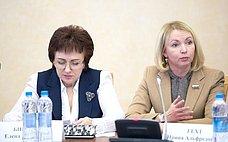 И.Гехт провела первое заседание Комитета сельских женщин врамках подготовки кЕвразийскому женскому форуму