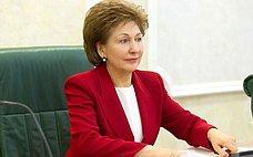 Г.Карелова: Вусловиях новых вызовов государство ибизнес выходят нановый уровень сотрудничества
