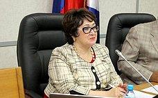 Л. Талабаева: Создание ТОРов способствует улучшению социально-трудового климата региона
