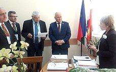 А. Кондратенко всоставе делегации ПАЧЭС принял участие внаблюдении завыборами Президента РФ