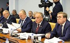 ВСовете Федерации обсудили проблемы иперспективы научного обеспечения рыболовства иаквакультуры
