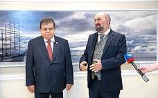 ВСовете Федерации открылась художественная экспозиция «Краски Армении»