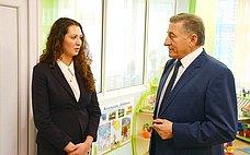 С.Лукин: Строительство современных дошкольных учреждений вВоронежской области– пример эффективного использования бюджетных средств