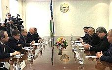 И.Умаханов: Выборы Президента Узбекистана прошли без нарушений