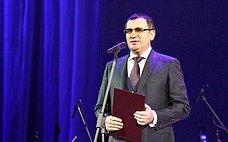 Н.Федоров посетил концерт, открывший Фестиваль православной культуры малых городов исельских поселений «София– 2017»
