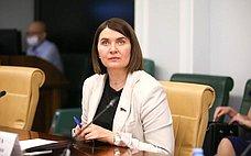 Ю. Лазуткина приняла участие всобрании членов Ассоциации городов Поволжья
