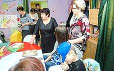 Нужна система раннего диагностирования ипланомерной работы сдетьми-инвалидами— Л.Козлова