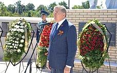 Мы гордимся теми, кто отстоял нашу независимость иочистил мир отнацизма— С.Лукин
