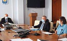 В. Наговицын принял участие всовещании, посвященном надежному теплоэнергообеспечению Республики Бурятия