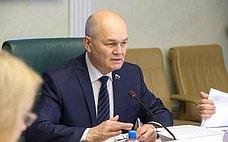 М. Щетинин: Необходимо шире использовать механизм парламентского контроля всфере борьбы слесными пожарами