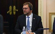 К. Косачев: Повестка российско-кубинских отношений остается беспрецедентно широкой