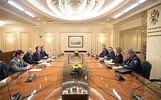 В.Матвиенко: «Ростех» сыграл огромную роль вразвитии промышленного потенциала страны