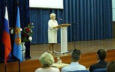 Л.Антонова приняла участие вработе педагогических конференций вЛюберцах иРаменском