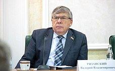 В.Рязанский: Меры, предложенные главой государства, позволят молодым семьям получить существенную материальную поддержку