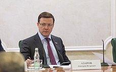 Д. Азаров: Самарская область примет участие вфедеральной программе «Формирование комфортной городской среды»
