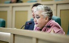 И.Тихонова: Большая часть средств федерального бюджета, выделенных Липецкой области, будет направлена насоциальную сферу