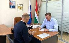 А. Савин обсудил вопросы газовой безопасности икапитального ремонта многоквартирных домов вКалужской области