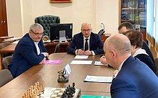 О. Цепкин: ВЧелябинской области планируются дополнительные меры поулучшению качества питьевой воды