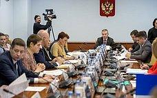 Актуальные вопросы реализации социальной политики вСамарской области обсудил профильный Комитет СФ
