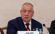 С. Митин: Развитие сельхозпроизводства будет определяться качеством выпускаемой техники испросом нанее состороны российских аграриев