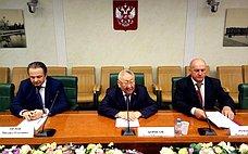 Е. Борисов: Системное решение вопросов развития отечественного коневодства будет содействовать реализации целей социально-экономического развития Российской Федерации
