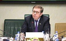 Сенаторы подготовили проект постановления палаты опротиводействии незаконной вырубке древесины