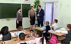 Горно-Алтайску нужны новые учебные места– В.Полетаев