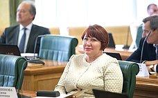 Над проектом бюджета предстоит серьезная работа— Е.Перминова