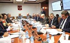 В. Бондарев провел совместное совещание комитетов СФ повопросу совершенствования оформления электронных виз для посещения РФ