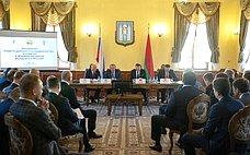 Формат отношений деловых кругов России иБеларуси должен становиться более открытым иуспешным— Д.Мезенцев