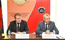 А. Климов: Поддержка соотечественников зарубежом исохранение русского языка— важный элемент работы для Совета Федерации