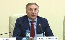 А.Варфоломеев: Экономический коридор Россия– Китай— Монголия станет механизмом взаимовыгодного сотрудничества стран