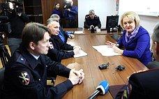 Л. Гумерова: Необходимо прописать четкие механизмы работы центров временного содержания мигрантов